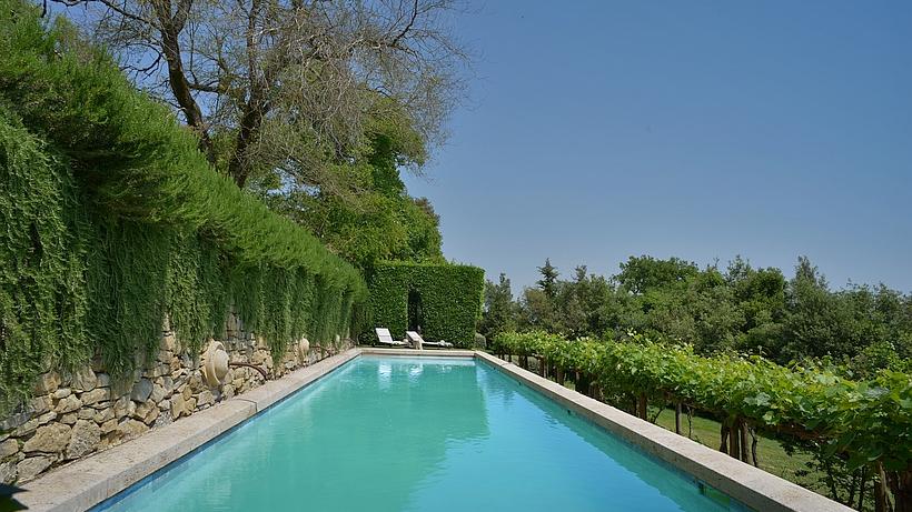luxus ferienhaus mit pool in der toskana casa janine fighine. Black Bedroom Furniture Sets. Home Design Ideas