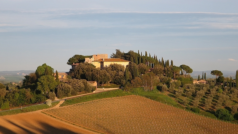 Holiday Villas For Rent In Tuscany Italy Chianti