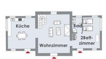 Nebenhaus Erdgeschoss