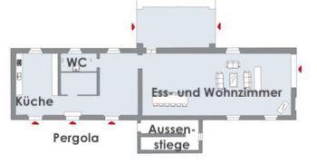Haupthaus Erdgeschoss