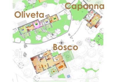 Plan von San Polino