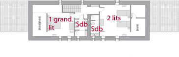 Casuzza 1er étage